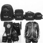 Personalized bags and sports wear