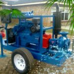 Cummins 130Hp Diesel Irrigation Pump